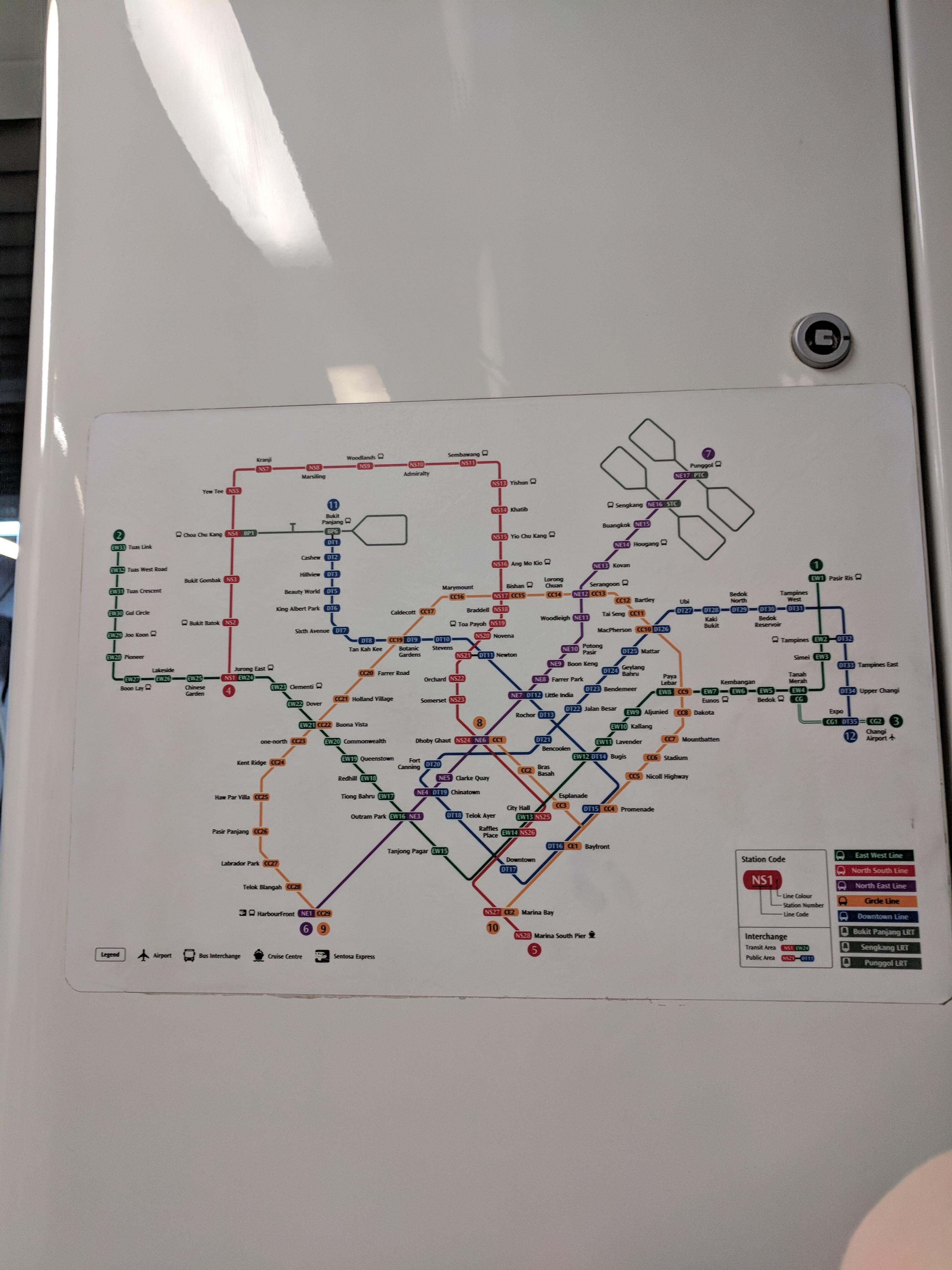 The MRT: Singapore's Fast Public Transport System   Reach
