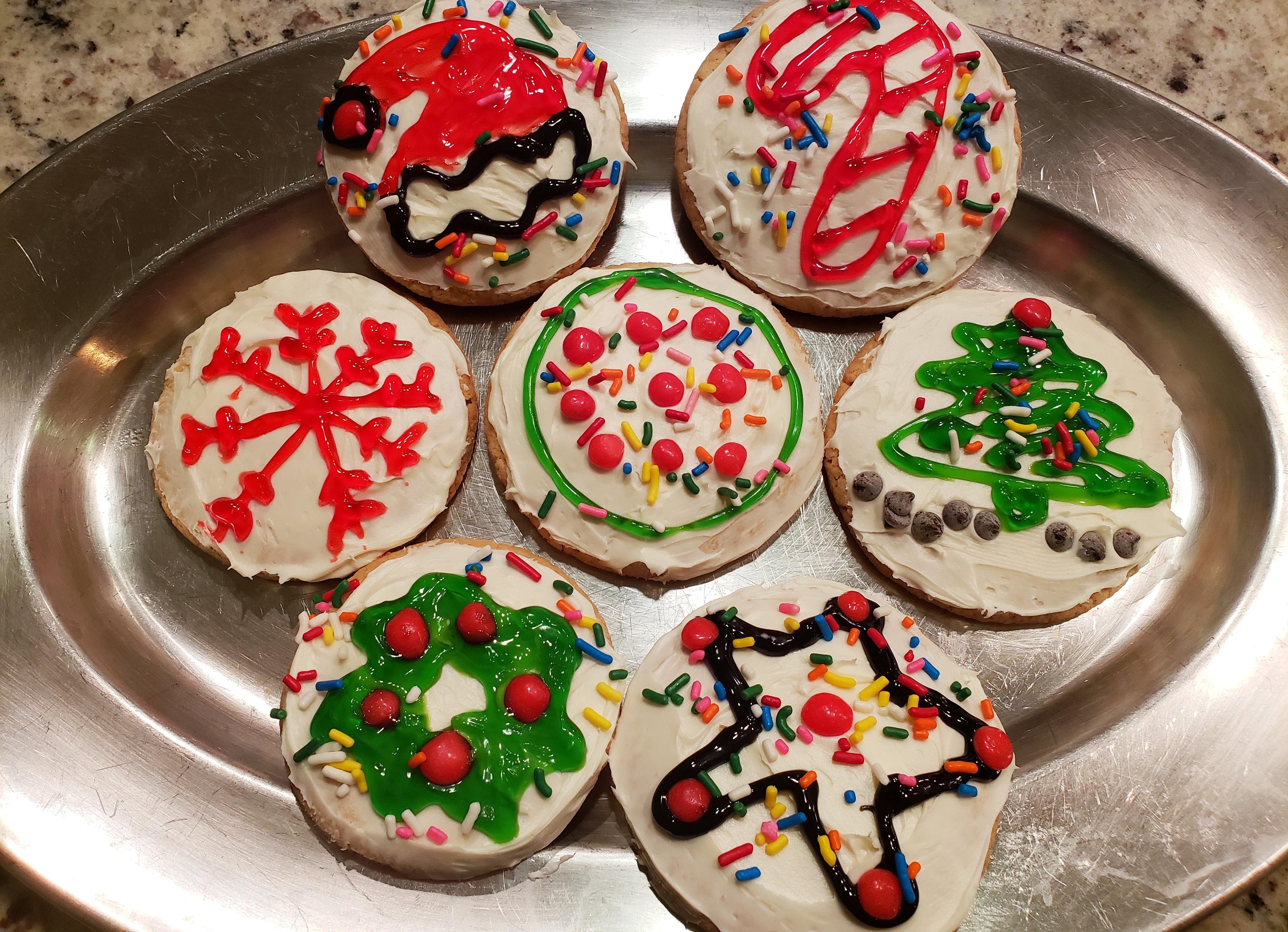 Holiday Sugar Cookies A Traditional American Dessert Reach The World