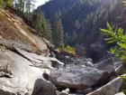 Our hike through one of California's many beautiful canyons