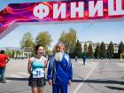Even this 86 year-old runner, who comes from a village relatively close to Dushanbe, had an accent that was difficult for me to understand.