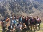 Seven weeks later with the Summer Kazakhstan group!