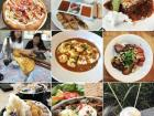 A photo collage of several of my favorite dishes