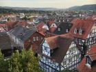 The city of Marburg