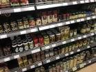Look how many pickled items there are!