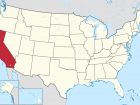 California is one of the most popular states known by Belgians!