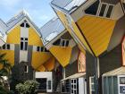 The Cube Houses showcase Rotterdam's funky, modern style