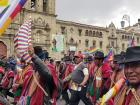 Many indigenous men identified with Evo Morales and were devastated by his resignation
