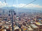 The Mi Teleférico connected diverse groups of people all across La Paz