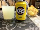 My first meal began with complimentary chips and Kas soda