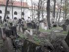 The Jewish Cemetery in the Old Jewish Square of Prague is one of the most well preserved Jewish medieval communities in Europe