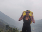 Silly me, I forgot a rain jacket to go trekking in Nepal...
