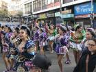 This was the We Tripantu parade in Valparaíso