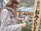 Being extremely respectful of Japanese traditions is important as a tourist