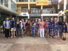 The California students who studies in Ghana with me this semester