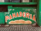 You might find torta frita sold at panaderías, or bakeries, on rainy days