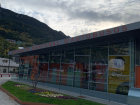The National Bus Station in Andorra, where all buses in the country begin their journeys