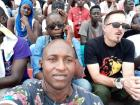 With friends at the biggest làmb (wrestling) match of the year. July, 2019