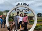 We stopped in Uganda for the equator