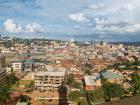 The beautiful hills of East Africa allow you to see some much from any part of the city