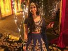 The Sangeet event, where the bride's family comes together and celebrates