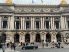 View of Palais Garnier (the Paris Opera)