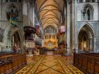I will be visiting St Patrick's Cathedral next weekend