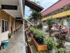Hallway between classrooms at my school (Malacca, Malaysia)