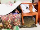 We found a lot of fun things to do during social distancing, like making a blanket fort