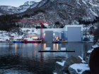 This is where some of our ships are being built in Norway