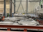 These pieces are being made into a ship hull in Norway